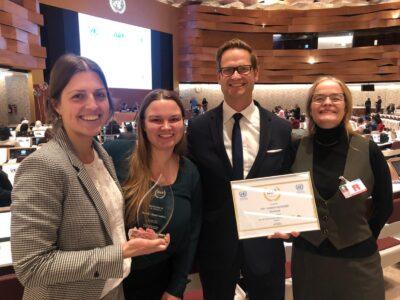 ISAR Honours 2019